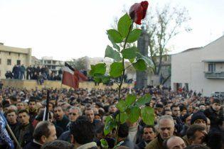Власти Грузии отказались отмечать годовщину Революции роз