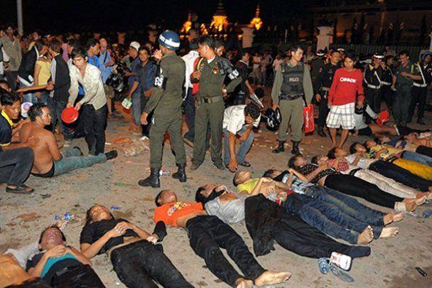 Кількість жертв трагедії у Камбоджі досягла 456 осіб