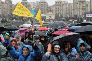 За влади Януковича в Україні рекордно побільшало акцій протесту