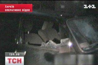У Харкові нападники на автомобіль інкасаторів заволоділи порожніми касетами для банкоматів