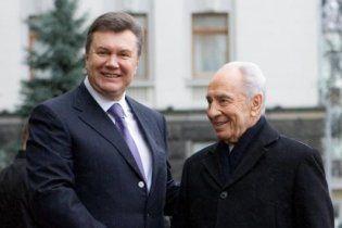 Президент Ізраїлю пожартував про українців