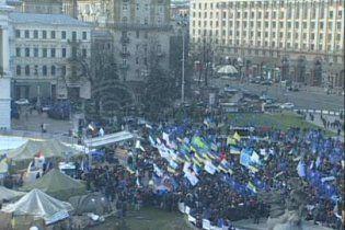 На Майдане готовятся к провокациям