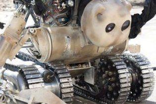 Раненых американских солдат с поля боя будут выносить специальные роботы
