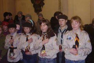 Українських скаутів карають присіданнями за російську мову