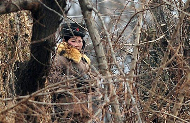 Военный конфликт Южной Кореи с КНДР