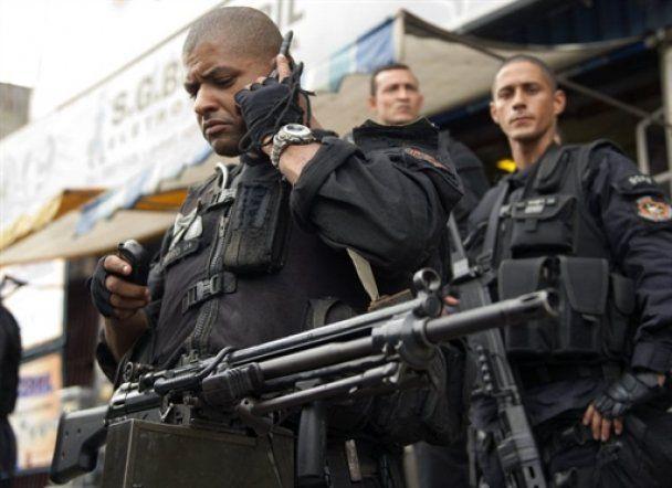 Рио-де-Жанейро охватила волна насилия