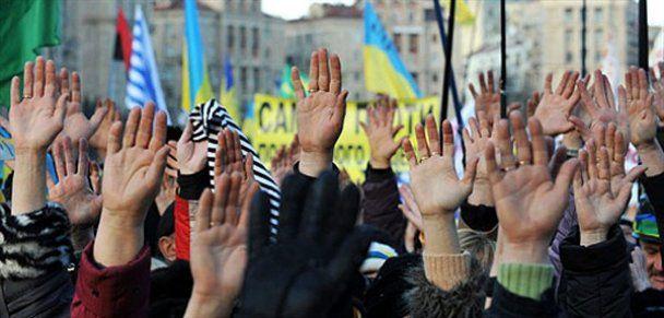 Масові мітинги повернуться на Майдан наступного тижня