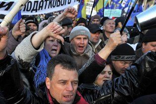Активиста налогового Майдана оставили за решеткой