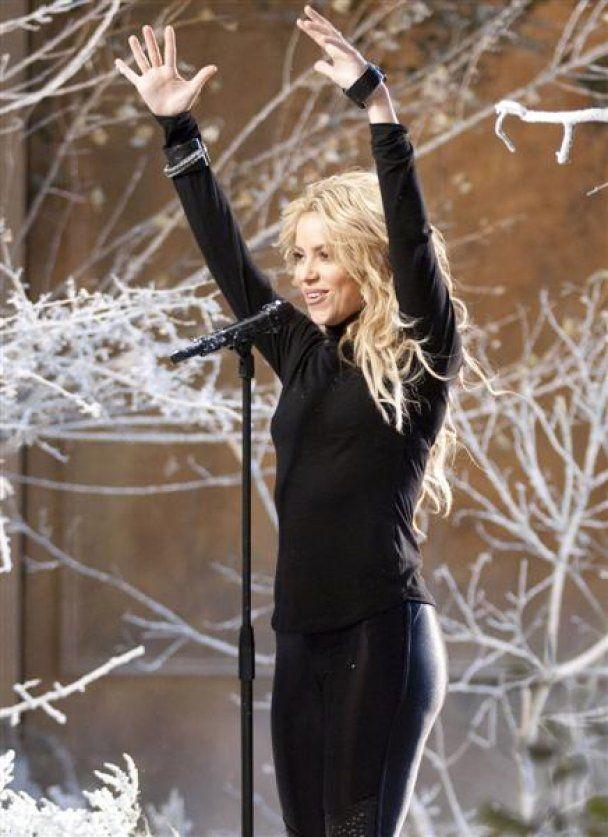 Шакире за рекламу шампанского заплатили 500 тысяч евро