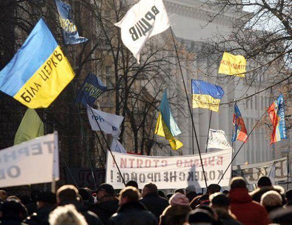 Протести проти Податкового кодексу на Майдані_4