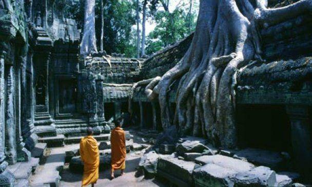 У Камбоджі з'явився храм Анджеліни Джолі