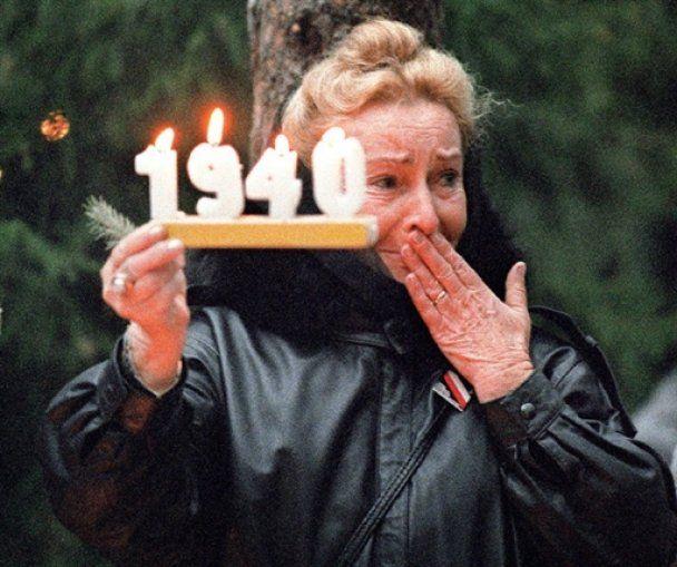 Качинський: Росія має визнати Катинь геноцидом
