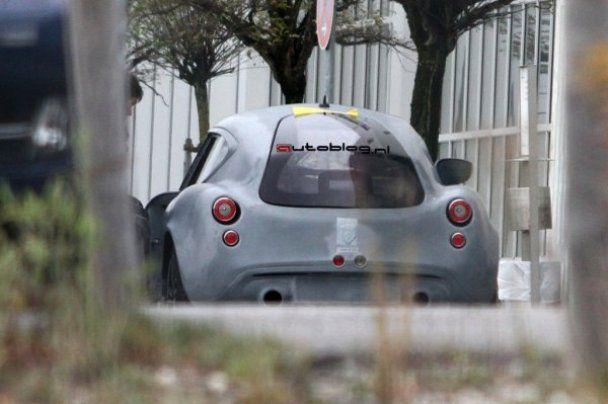 """Фотографы """"поймали"""" неизвестную модель BMW"""