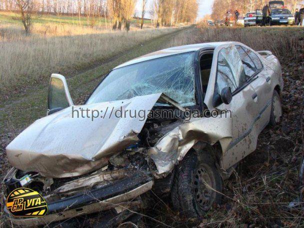 На Вінниччині в ДТП загинули два міліціонери, які везли у суд свідка