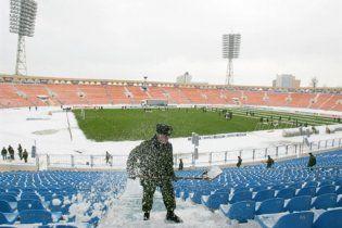 "Матч БАТЕ - ""Динамо"" пройде за важких погодних умов"