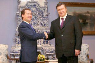 Янукович: Україна і Росія повинні святкувати всі пам'ятні дати разом
