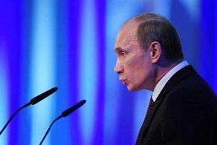 Составлен список правонарушений Путина: сбитый ребенок, эротическое шоу и хулиганство