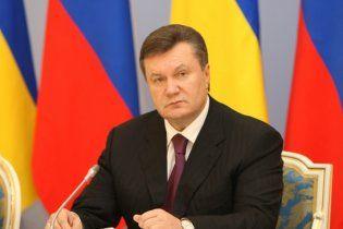 Янукович призначив головного по СНД
