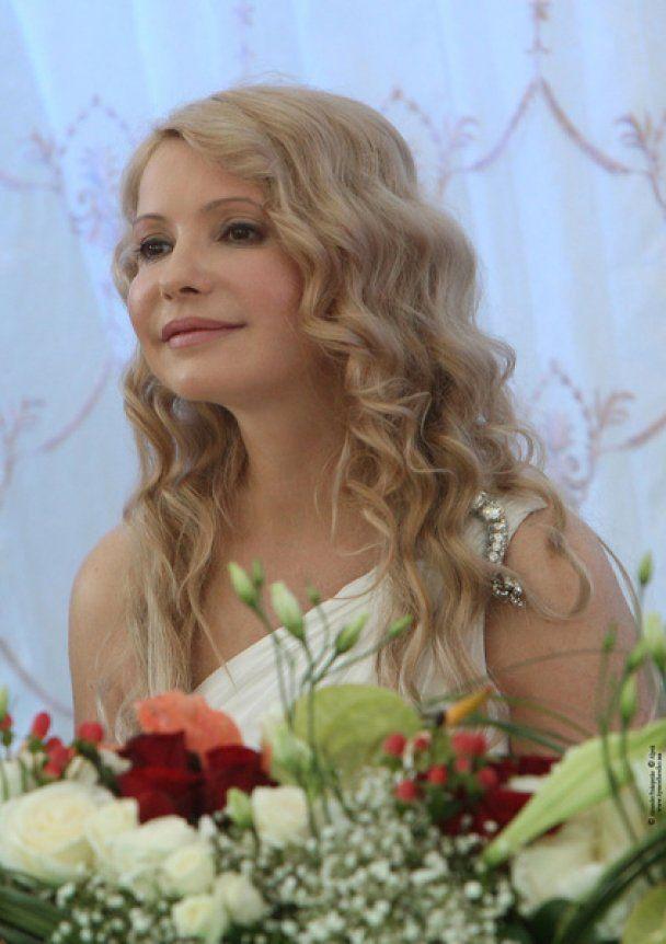 Тимошенко отмечает 50-й день рождения