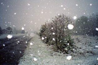 Погода в Украине на воскресенье, 9 января