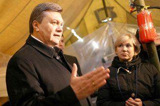 У четвер Янукович знову поспілкується з підприємцями