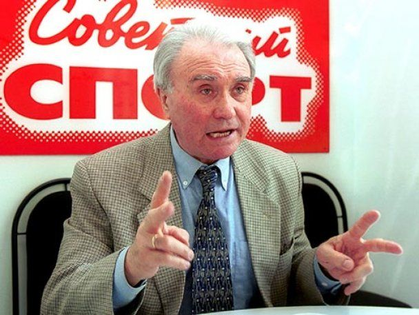 Помер відомий російський телекоментатор Володимир Маслаченко