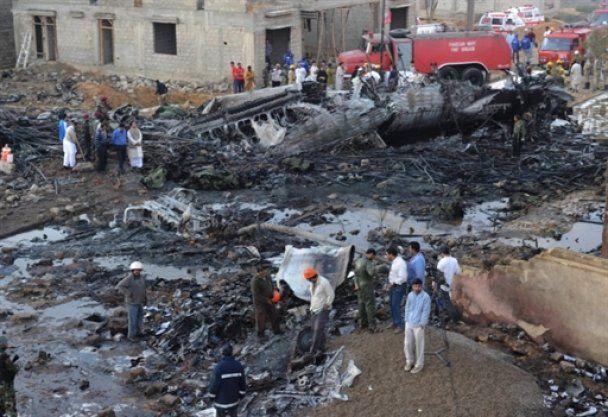 7 українців загинули в аварії літака у Пакистані