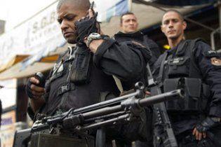 Поліція Ріо-де-Жанейро захопила 40 тонн марихуани