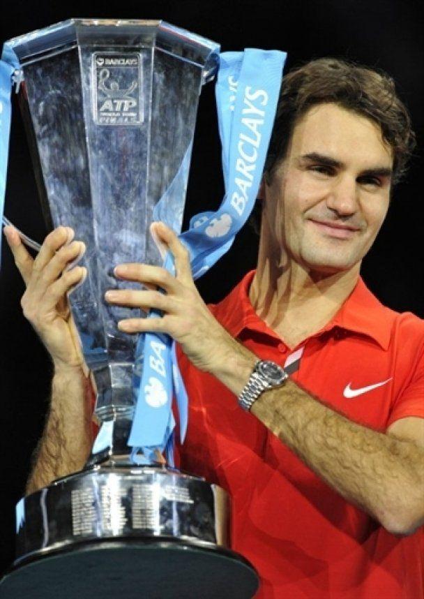 Федерер переміг Надаля у фіналі турніру року