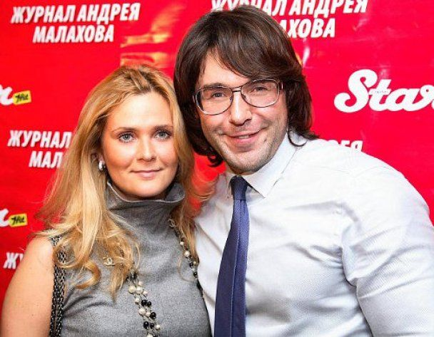 Андрій Малахов таємно одружився з розкішною білявкою