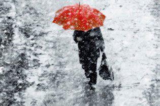 Погода в Україні на суботу, 25 грудня