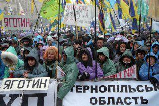 На Майдані збираються 20 тисяч людей