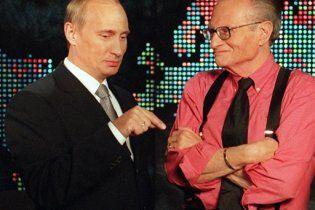 Интервью Владимира Путина. Часть 2
