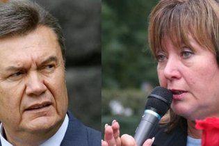"""Янукович довів Вітренко до нудоти  """"єзуїтською посмішкою і дебільними заявами"""""""