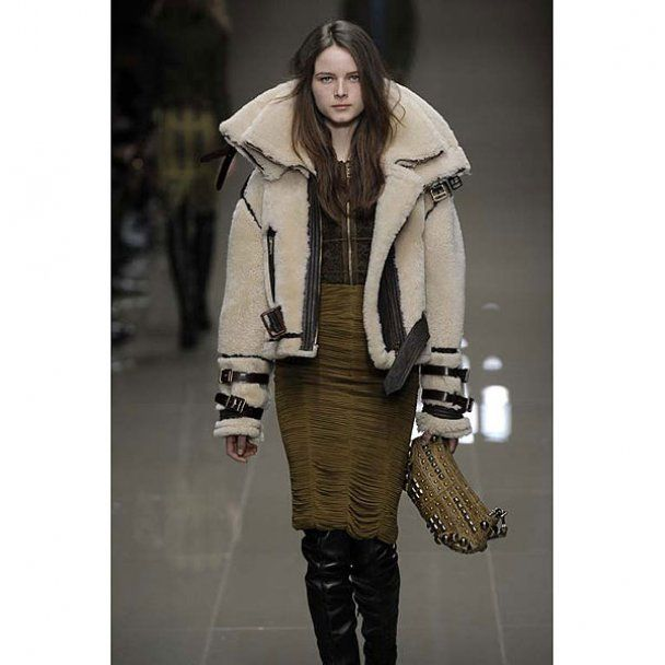 Модні тенденції зими 2010-2011