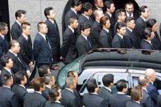 В Японии арестован один из главарей якудзы