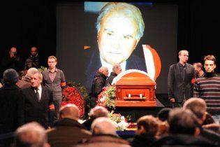 У Москві поховали легендарного Володимира Маслаченка