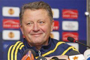 Маркевич: в таких умовах було важко грати у футбол