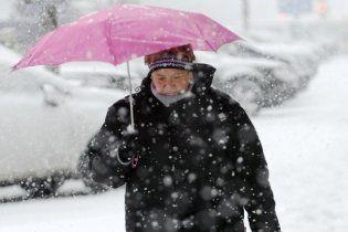Погода в Украине на пятницу, 3 декабря
