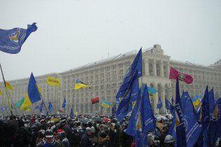 Організатора протестів на Майдані знову викликали на допит