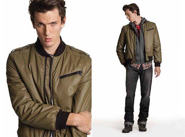 Тимберлейк представил коллекцию одежды