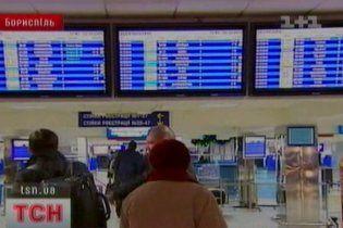 Шість літаків з українцями відлетіли до революційного Єгипту