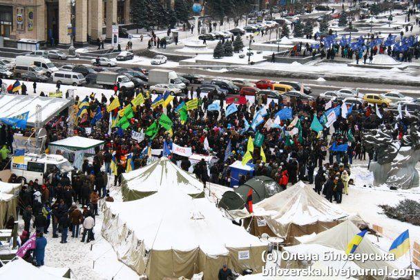 Підприємці готуються до нової акції протесту