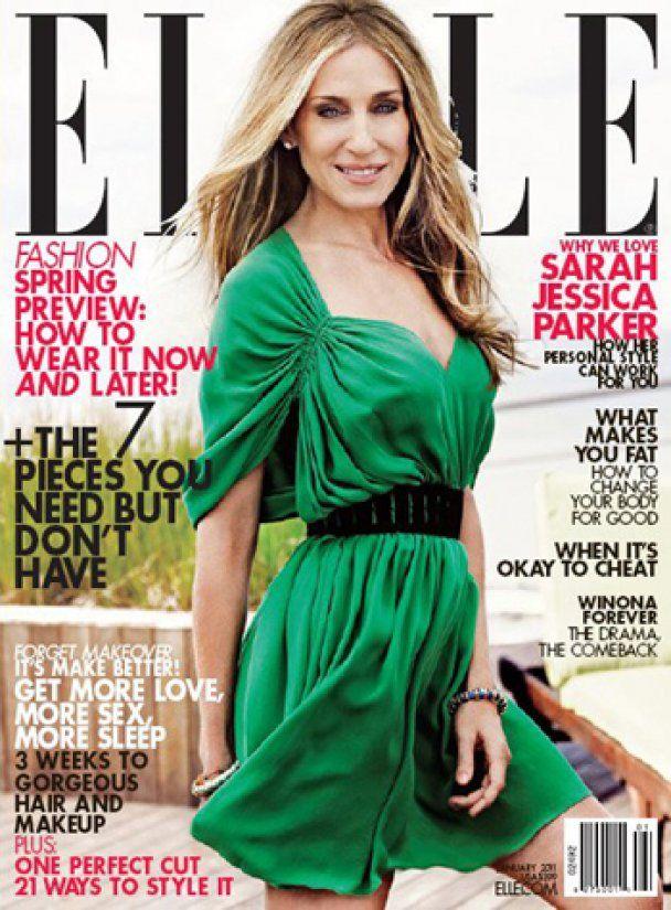 """Сара Джессика Паркер: """"Боже мой, я старею!"""