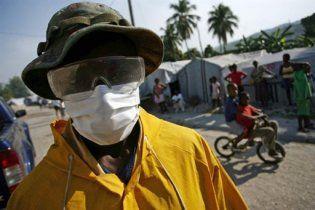 В Домініканській Республіці зафіксовано першу смерть від холери
