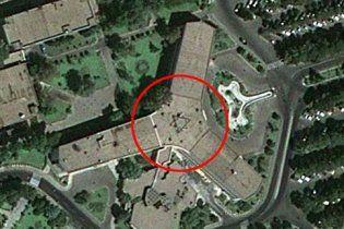 На крыше аэропорта Тегерана оказалась звезда Давида