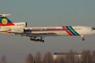 У Ту-154 в Домодєдово відмовили двигуни: двоє загиблих, 56 поранених