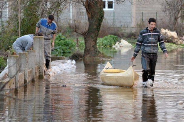 Балканы затопило, страны просят НАТО о помощи