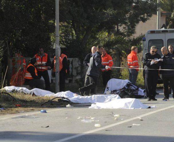 В Италии водитель-наркоман сбил насмерть колонну велосипедистов