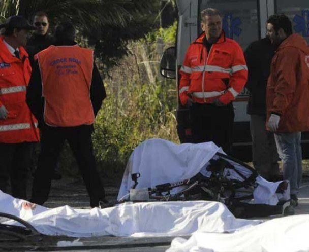 В Італії водій-наркоман збив на смерть колону велосипедистів